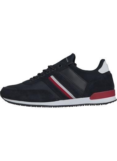 Tommy Hilfiger Erkek Iconıc Sock Runner Sneakers FM0FM02409 Renkli